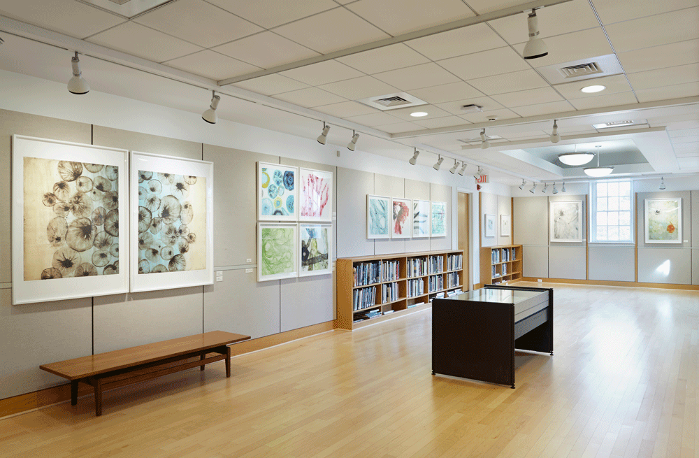 Curtis Gallery, New Canaan Library